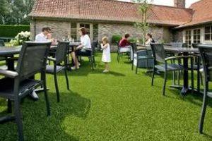 искусственный газон для ландшафта